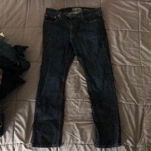 Slim Straight Levi Jeans